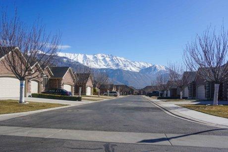 Granite View Estates neighborhood homes