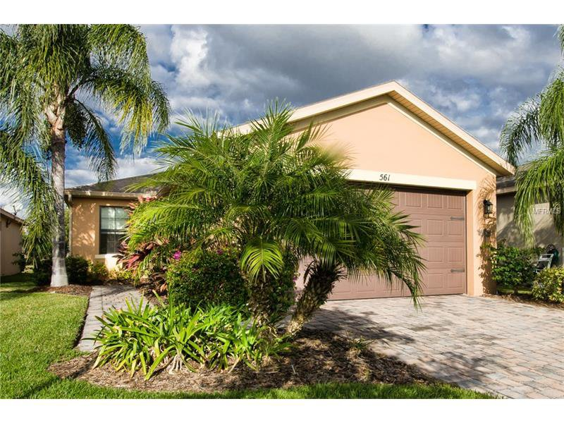 Parkplace New Home Kissimmee Florida