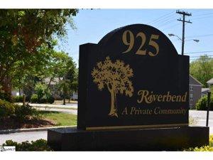 Riverbend Signage