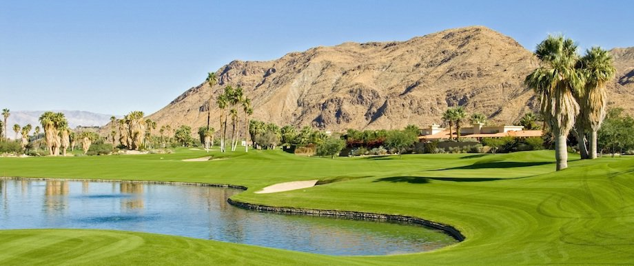 Palm Springs Golf Real Estate