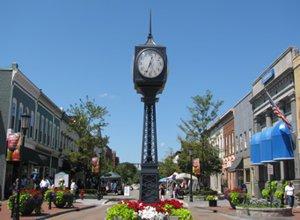 Downtown Northville Michigan