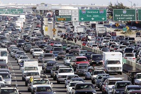 San Francisco Gridlock
