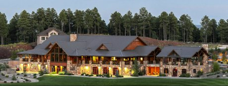 Flagstaff Ranch Clubhouse