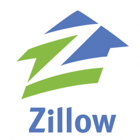 Zillow logo button