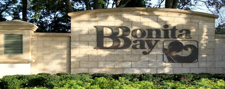 Bonita Bay Bonita Springs Sign