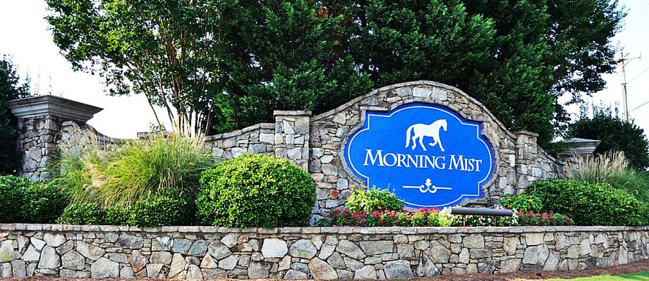 Morning Mist Subdivision Simpsonville SC Homes for Sale