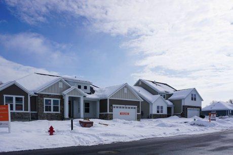 Broached Estates neighborhood homes in Heber City Utah