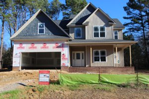 Front View of 142 Carsons Creek Trl Wendell NC