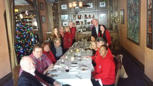 Holiday Tapas Luncheon at El Meson