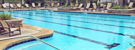 Compass Pointe Lap Pool