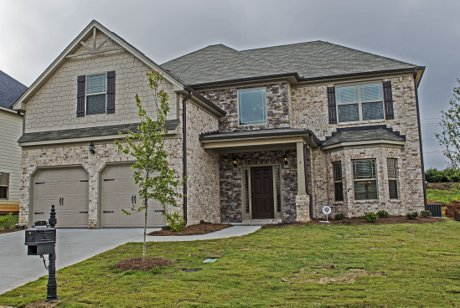 New Homes in Greenville South Carolina