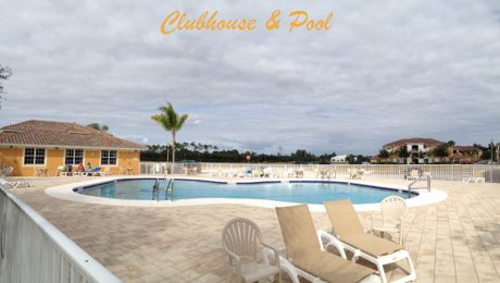 Isles of Porto Vista Clubhouse & Pool