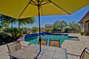 Pool homes for sale in Goodyear AZ