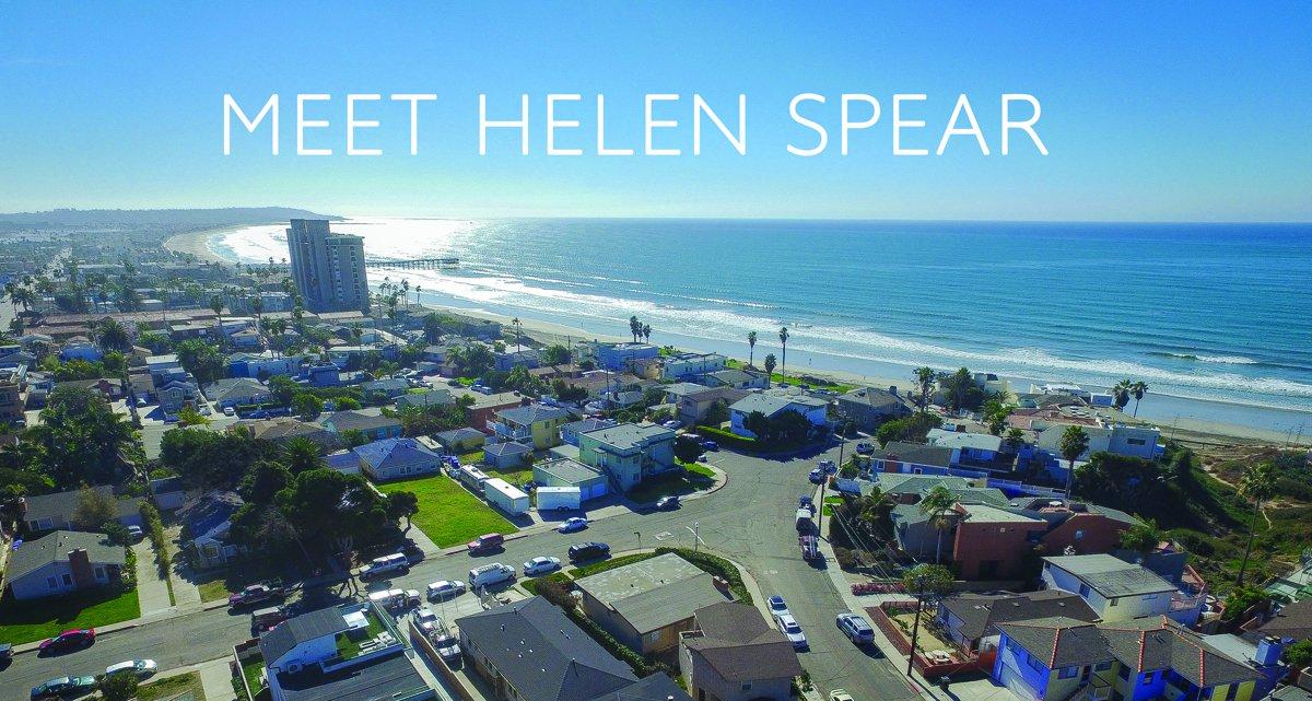 Meet Helen Spear