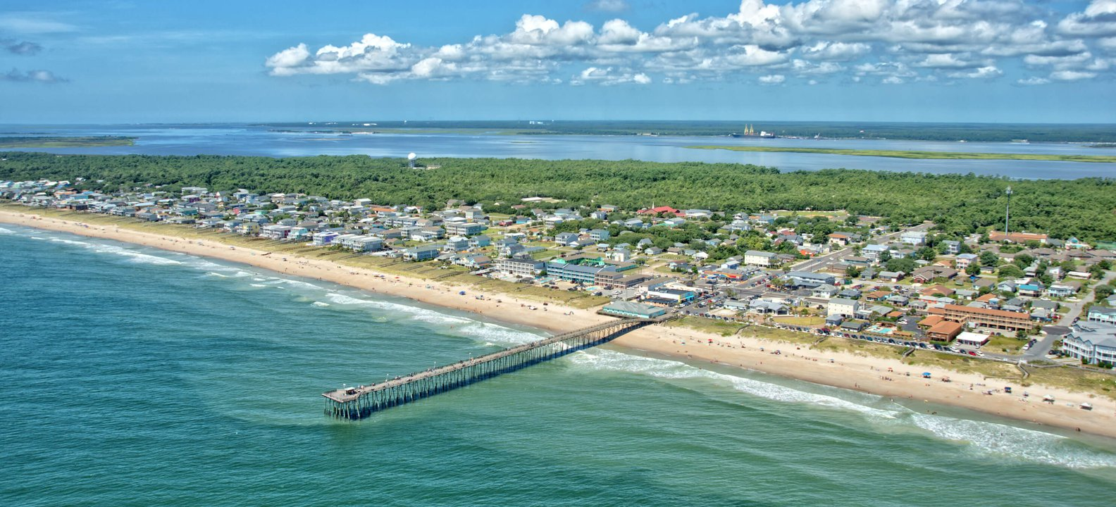 Wilmington NC & Carolina Beach Real Estate by Coastwalk