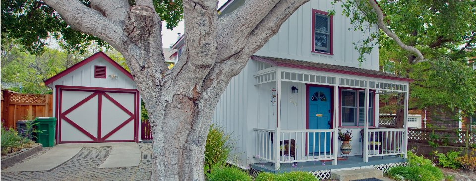 Pacific Grove Victorian Home for sale