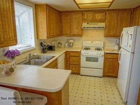 26853 Claudette St Unit 141 Santa Clarita Kitchen