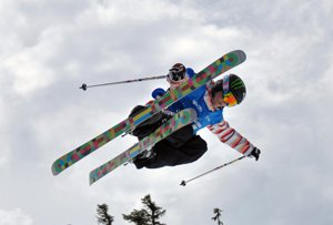 Freeskiing Championships