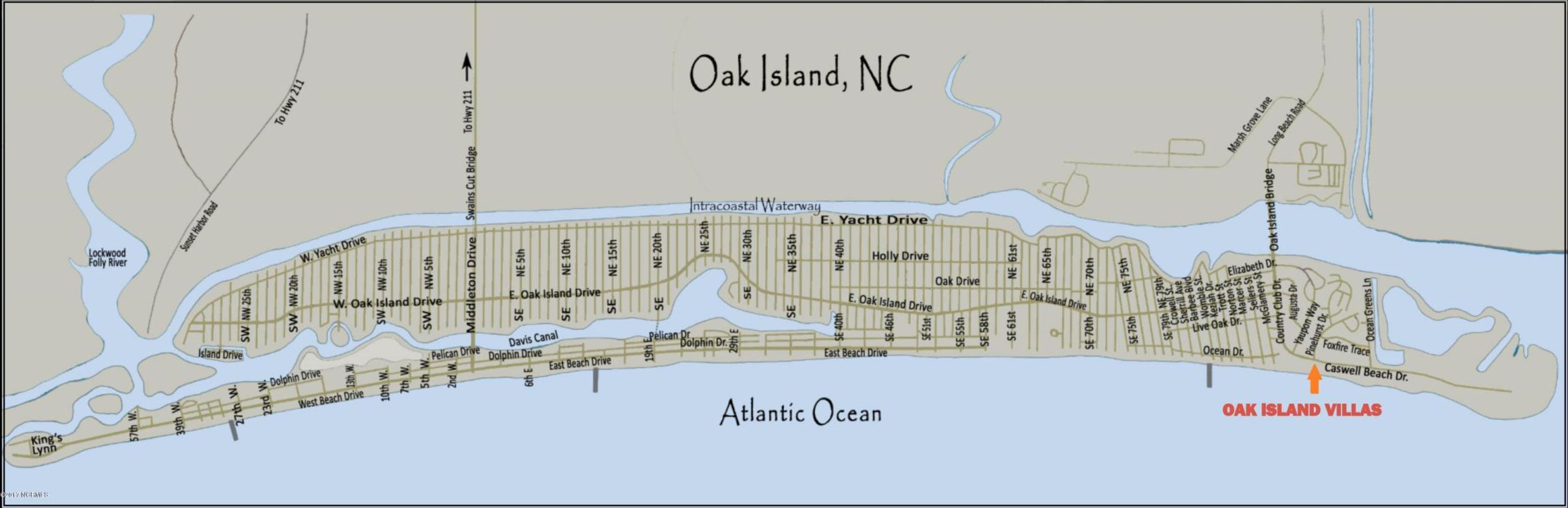 Beach Homes Rented By Month In Oak Island Nc