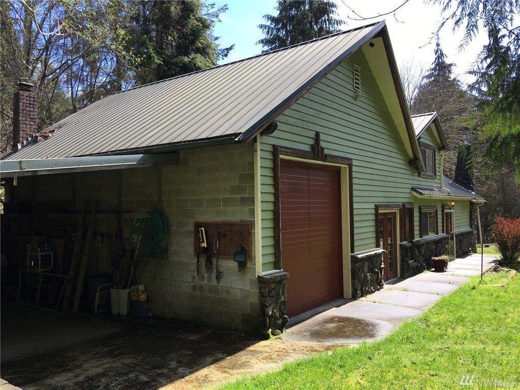 Buying Property In Olympic National Forest