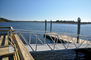 Oak Island Dock Dataw Island