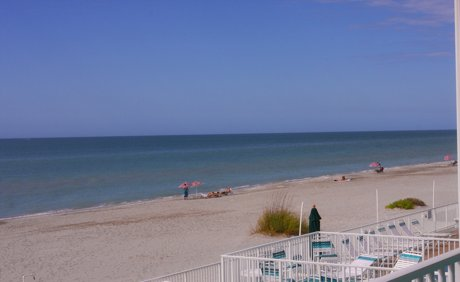 Longboat Key Beach - About as good as it gets for privacy