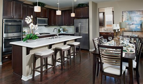 Riverwalk Vista, riverside CA kitchen - homes for sale