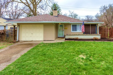 5432 Primrose Avenue Indianapolis IN  46220