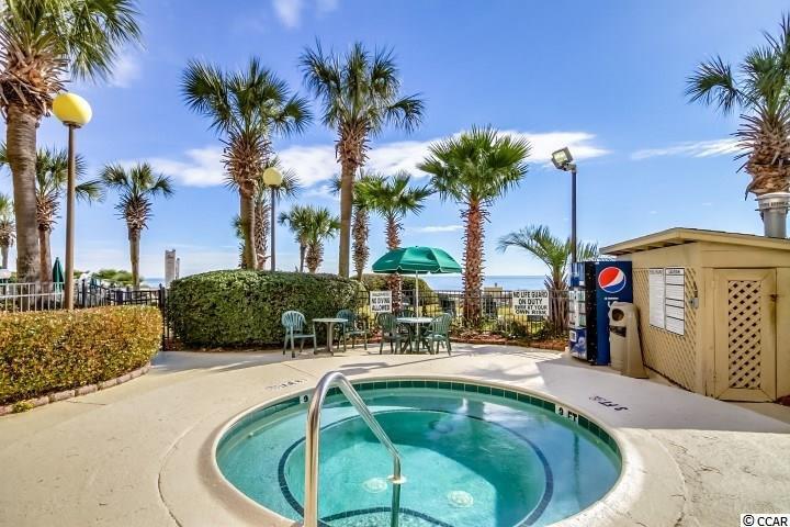 Palms Resort  N Ocean Blvd Myrtle Beach Sc
