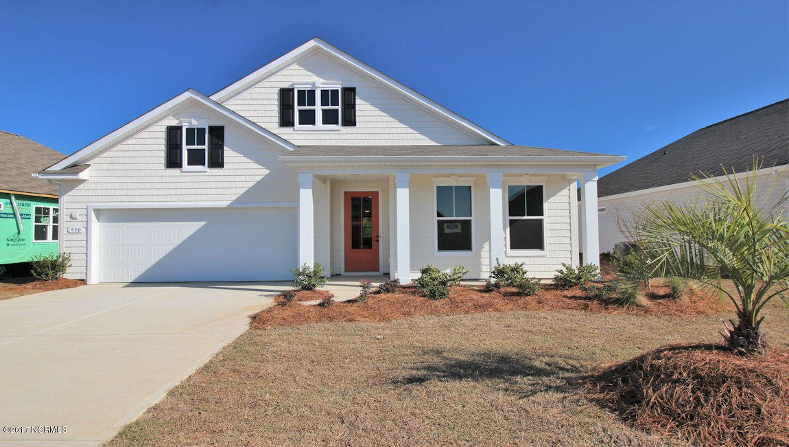 New Homes For Sale In Carolina Shores Nc