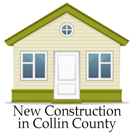 Find new construction homes in Collin County