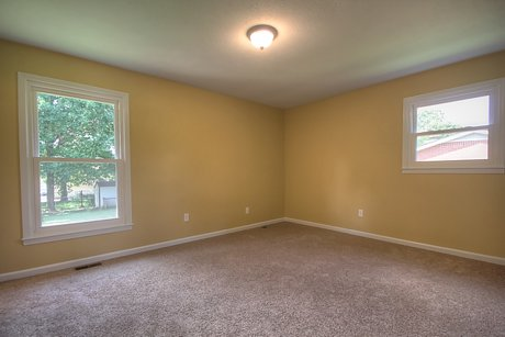 442 Quail Run - Master Bedroom