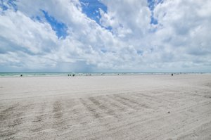 Redington Towers Beach at Redington Shores