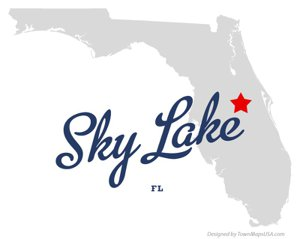Sky Lake Florida