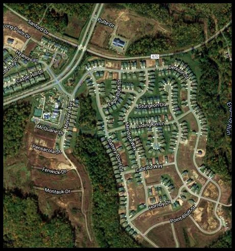 Celebrate Virginia by Del Webb Homes for Sale Aerial Image