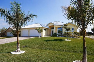 Cape Coral Waterfront Open House Sat 12-3 PM