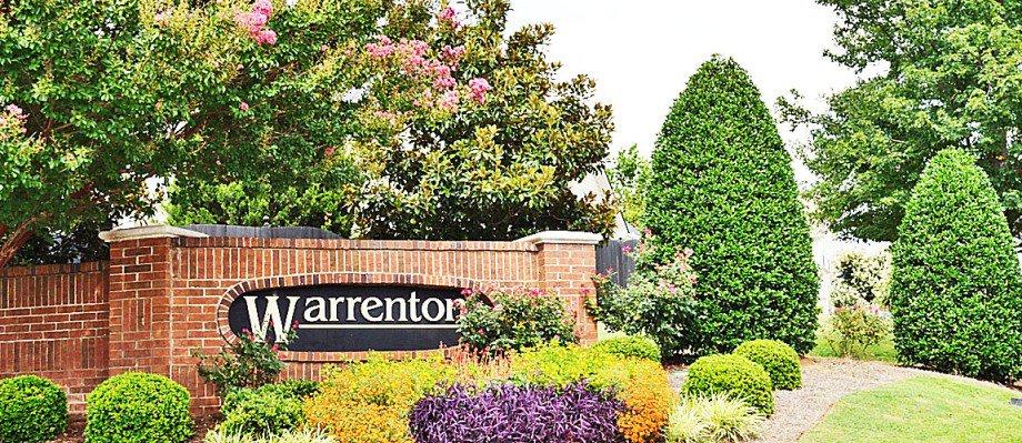 Warrenton Subdivision Greenville SC