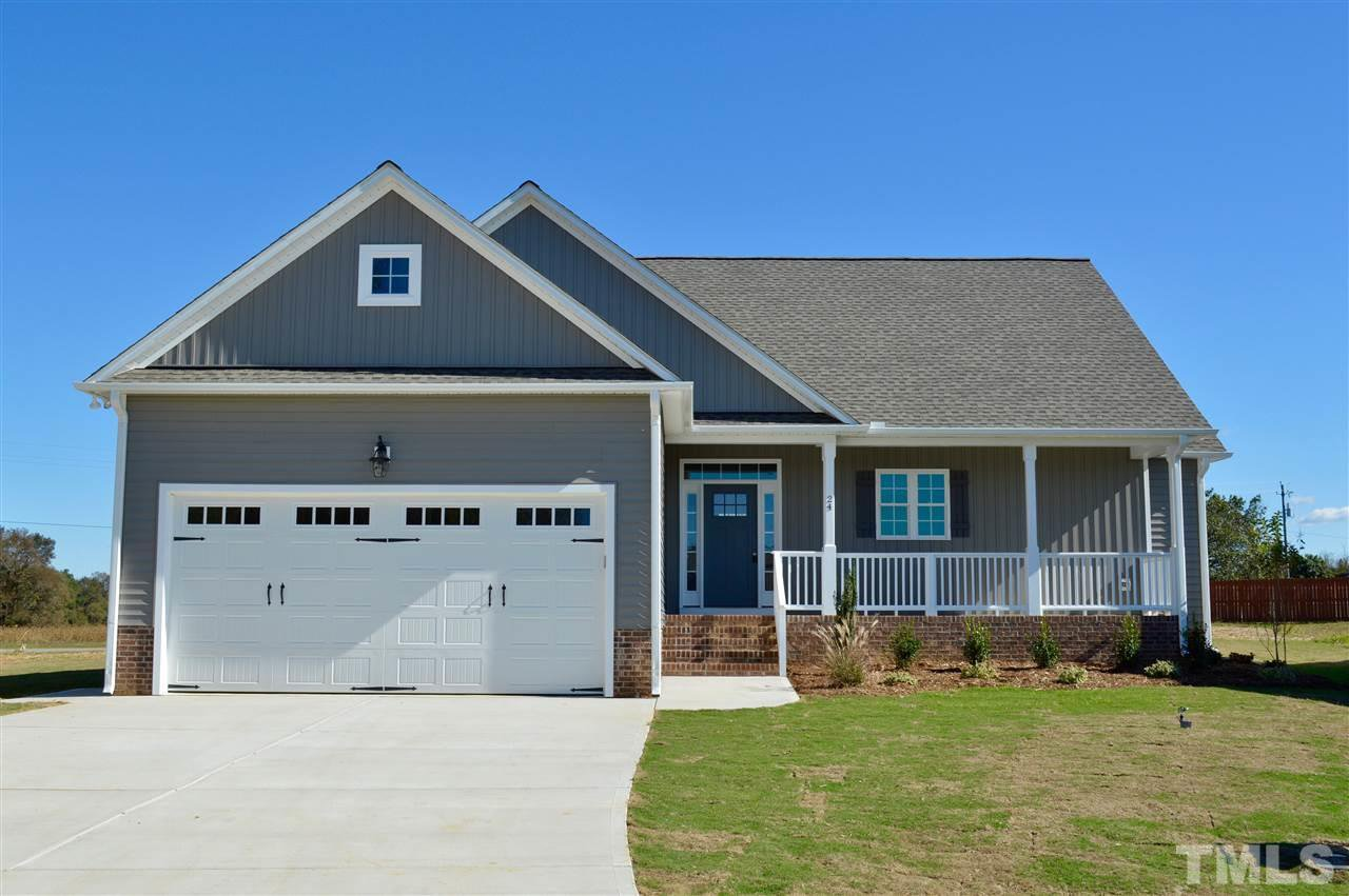 Johnston County Real Estate Property Search