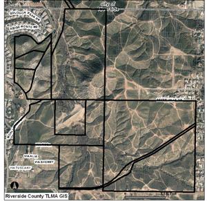 Riverside County Lennar development