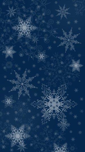 Denver snowflakes