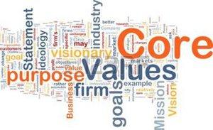 Open Door Core Values