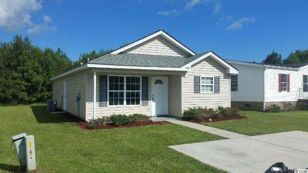 New Patio Homes In Myrtle Beach Sc