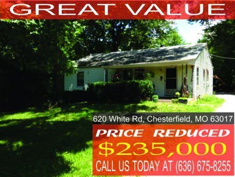 620 White Rd, Chesterfield, MO 63017