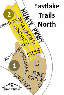 Eastlake Trails North Map