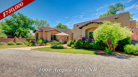 1004 Acequia Trail NW