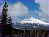 Bend Oregon Real Estate Home View