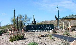 Homes for sale Estrella Mountain Ranch
