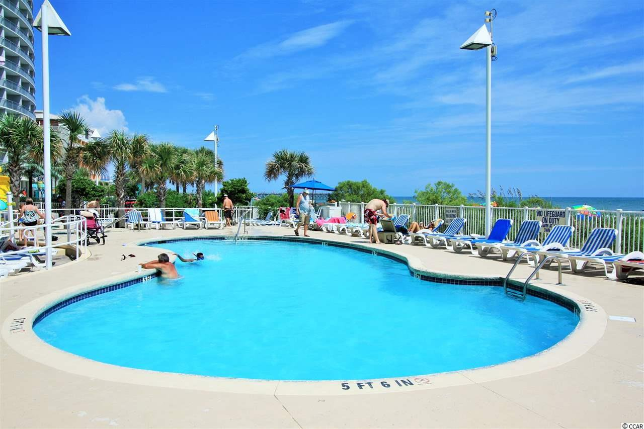 Sandy Beach Resort Pool Area