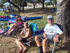 Marble Falls Fourth of July 2014