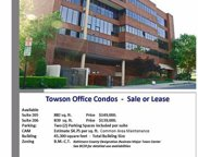 606 BALTIMORE AVENUE Unit #205 AND 206, Towson image
